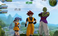 Dragon Ball Z Games 22 Free Wallpaper