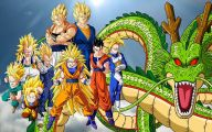 Dragon Ball Z Latest Series 3 Cool Wallpaper