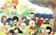 Fairy Tail Characters 13 Cool Hd Wallpaper