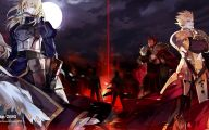Fate/stay Anime 28 Widescreen Wallpaper