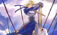 Fate/stay Saber 13 Cool Hd Wallpaper