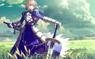 Fate/stay Saber 23 Anime Wallpaper
