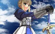 Fate/stay Saber 36 Free Wallpaper