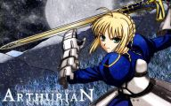 Fate/stay Saber 5 Background Wallpaper