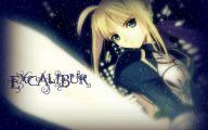 Fate/stay Saber 7 Desktop Wallpaper