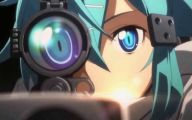 Gun Gale Online Episode 2 21 Anime Background