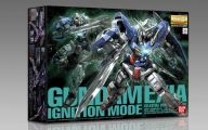 Gundam Kits 25 Background Wallpaper