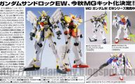 Gundam Kits 9 Background Wallpaper