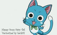 Happy Fairy Tail 16 Background Wallpaper
