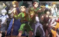 Hunter X Hunter Adventure 36 Free Hd Wallpaper