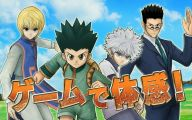 Hunter X Hunter Adventure 8 Cool Hd Wallpaper