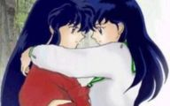 Inuyasha Album 26 Background Wallpaper