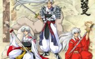 Inuyasha Album 27 Free Wallpaper