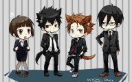 Manga Psycho-Pass 10 Anime Background