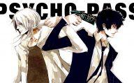 Manga Psycho-Pass 13 Free Hd Wallpaper