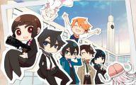 Manga Psycho-Pass 14 Anime Background