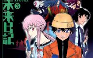 Mirai Nikki Image 10 Wide Wallpaper
