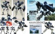 Mobile Suit Gundam 3D 18 Desktop Wallpaper