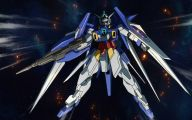 Mobile Suit Gundam 3D 24 Free Hd Wallpaper
