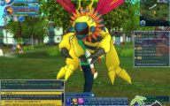 Online Digimon 1 Desktop Background