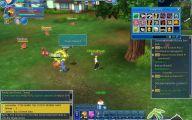 Online Digimon 20 Desktop Wallpaper