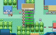 Pokemon Games 12 Desktop Background