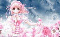 Pretty Anime Girls 16 High Resolution Wallpaper