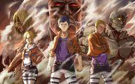 Shingeki No Kyojin Attack On Titan 14 High Resolution Wallpaper