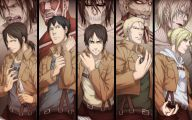 Shingeki No Kyojin Manga 25 Cool Wallpaper