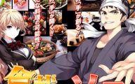Shokugeki No Soma Costume 11 Wide Wallpaper