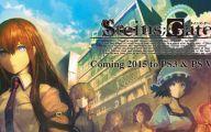 Steins: Gate Novel 23 Desktop Wallpaper
