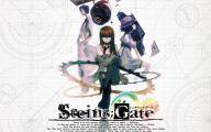 Steins: Gate Poster 6 Desktop Wallpaper