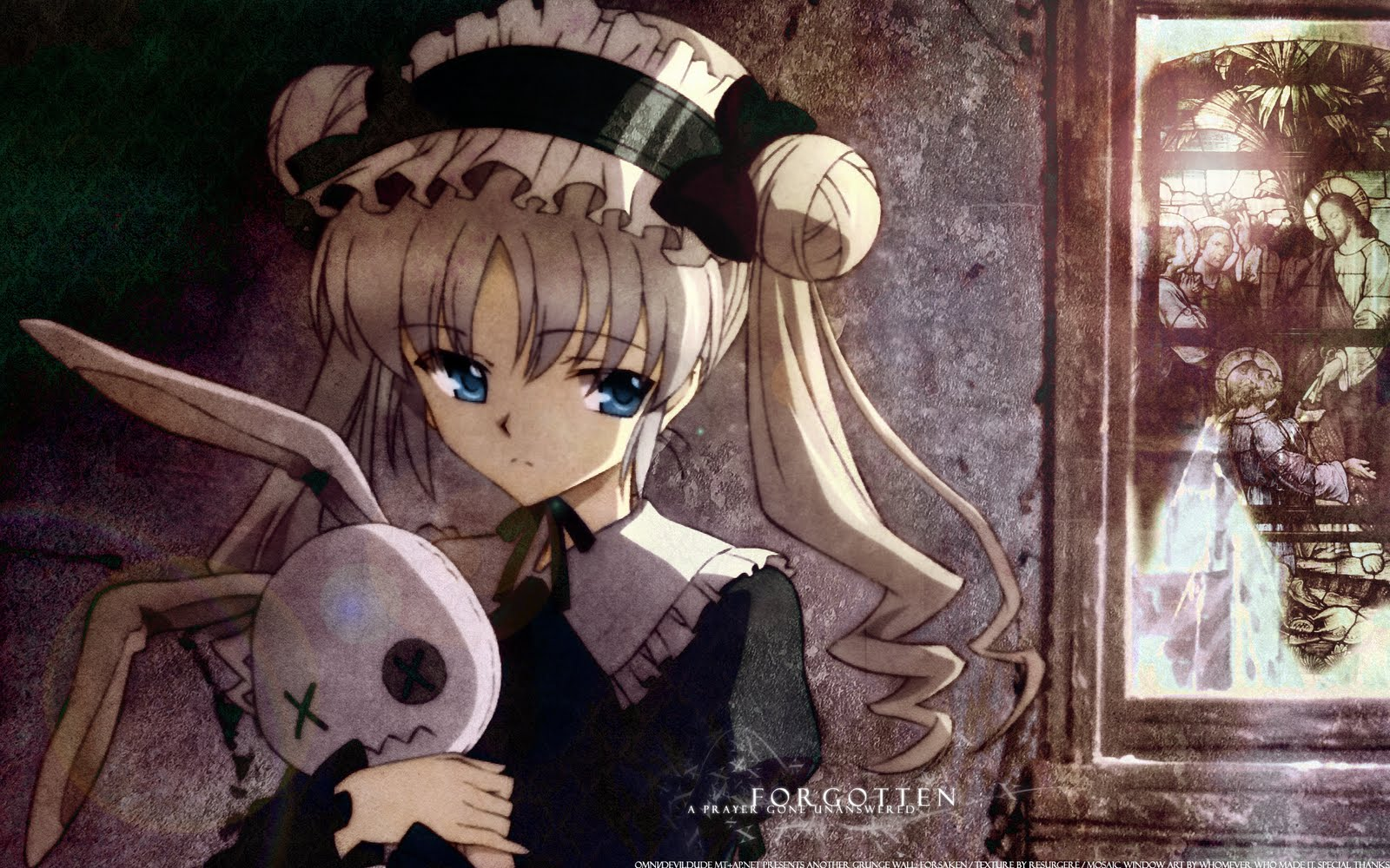 Anime dark angel girl 19 anime wallpaper - Dark anime girl pics ...