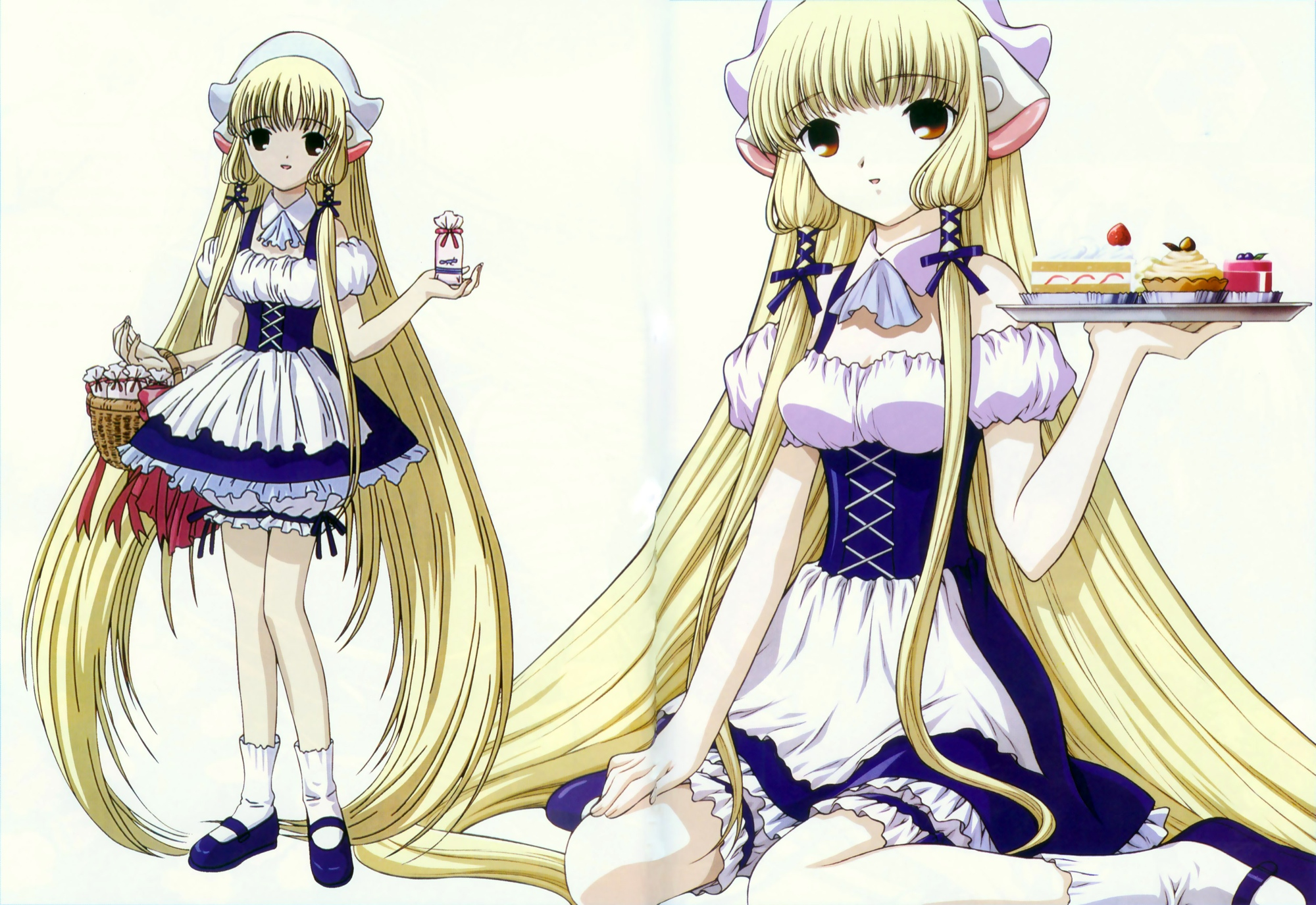 Chobits Characters