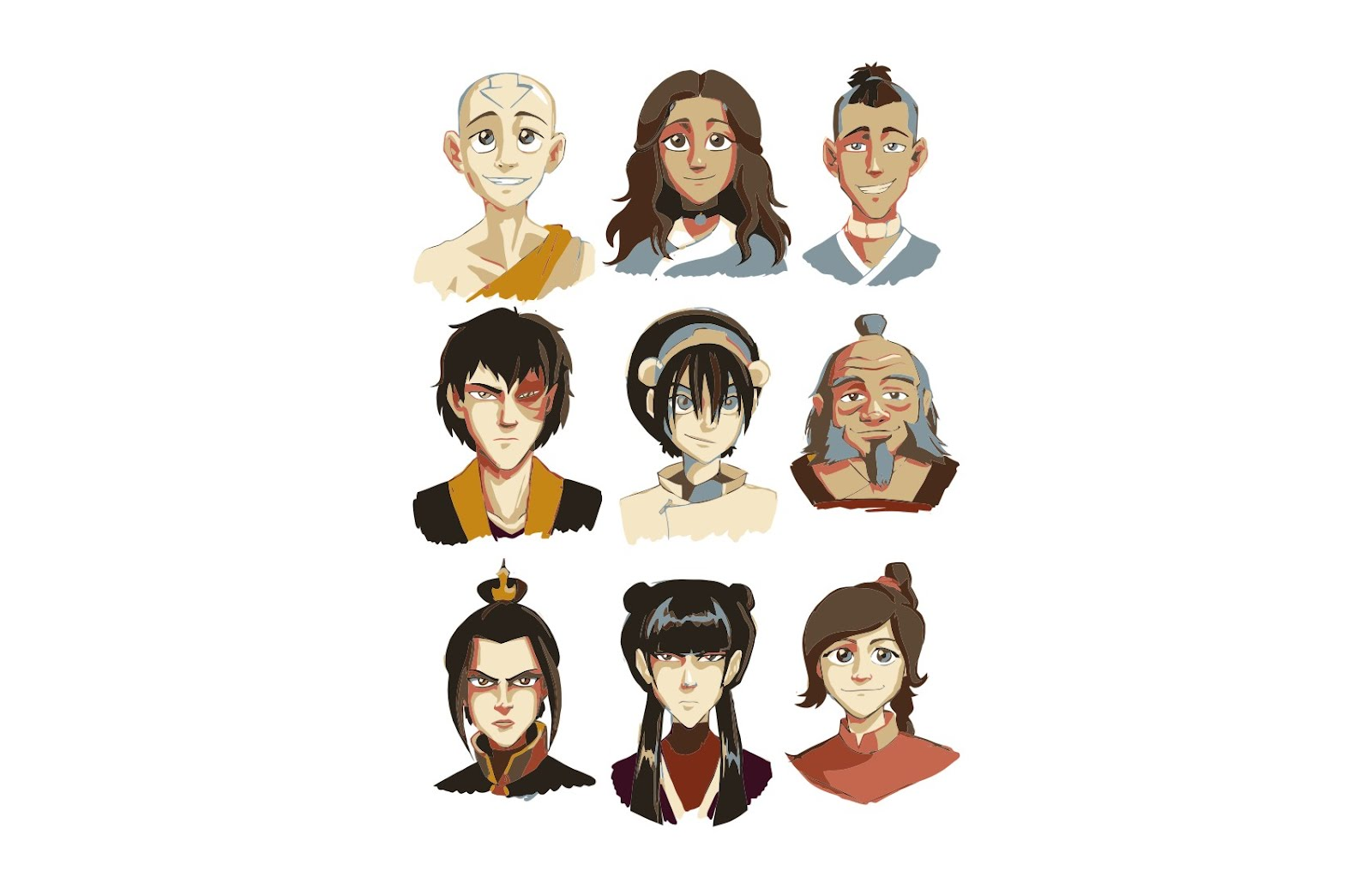 Thanks! avatar the last airbender girl