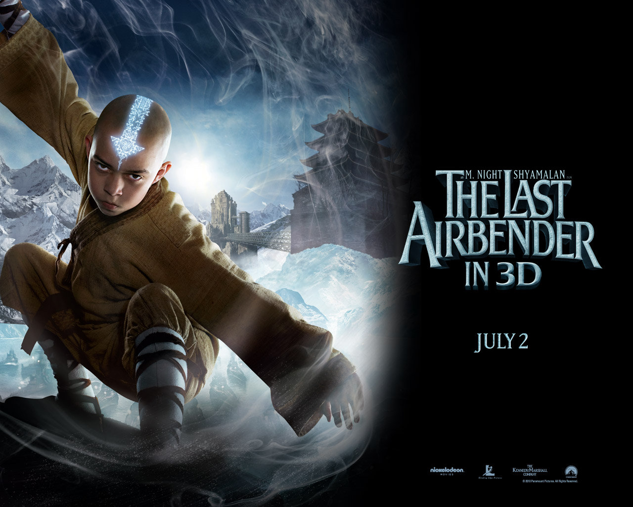Avatar The Last Airbender Movie 2 18 Widescreen Wallpaper ...The Last Airbender 2 Movie