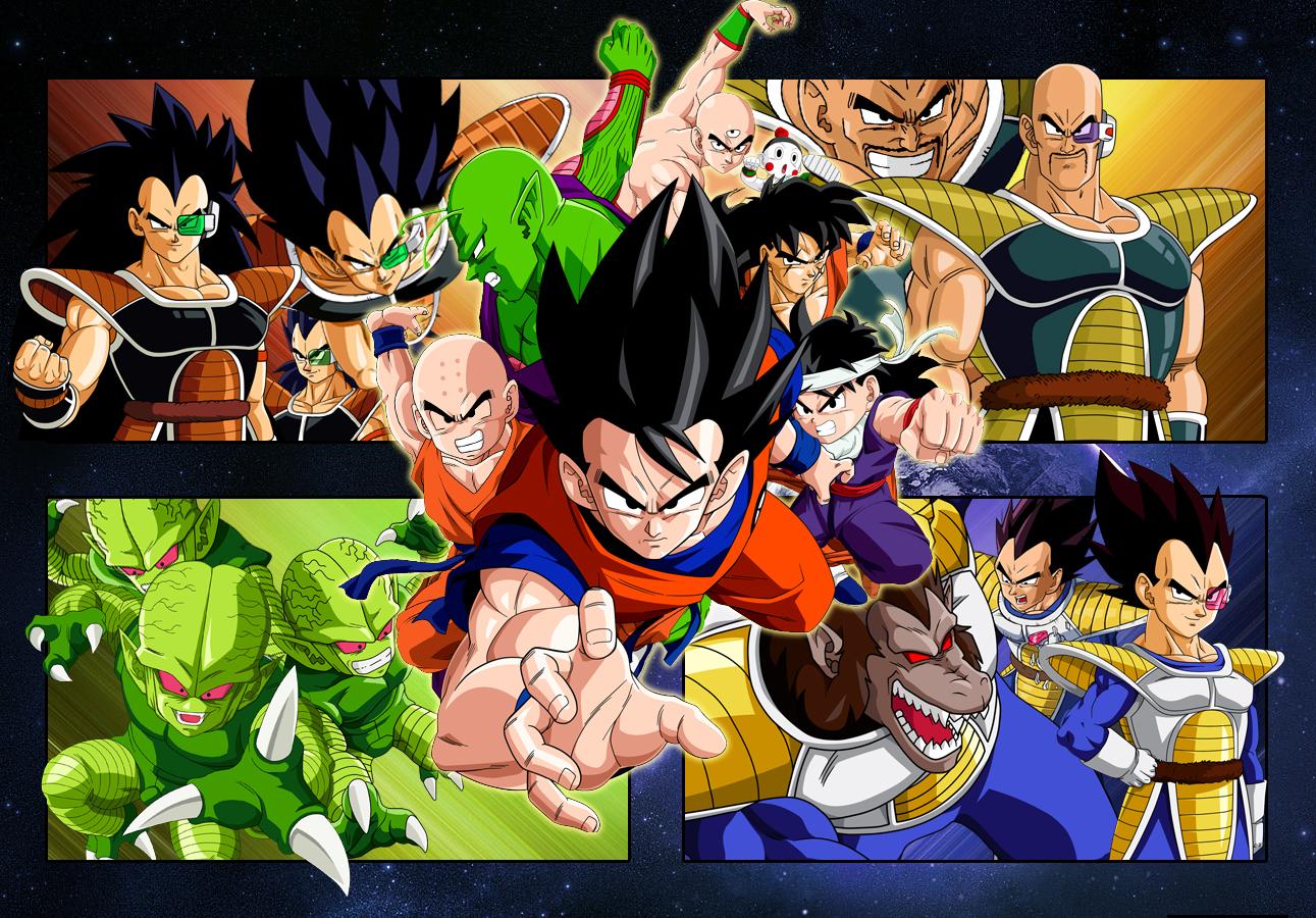 Dragon ball z movies 15 hd wallpaper - Image de dragon ball z ...