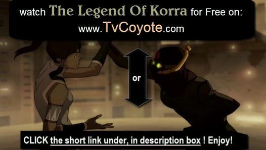 Legend of Korra Season 2 Premieres Friday – Season 1 ...