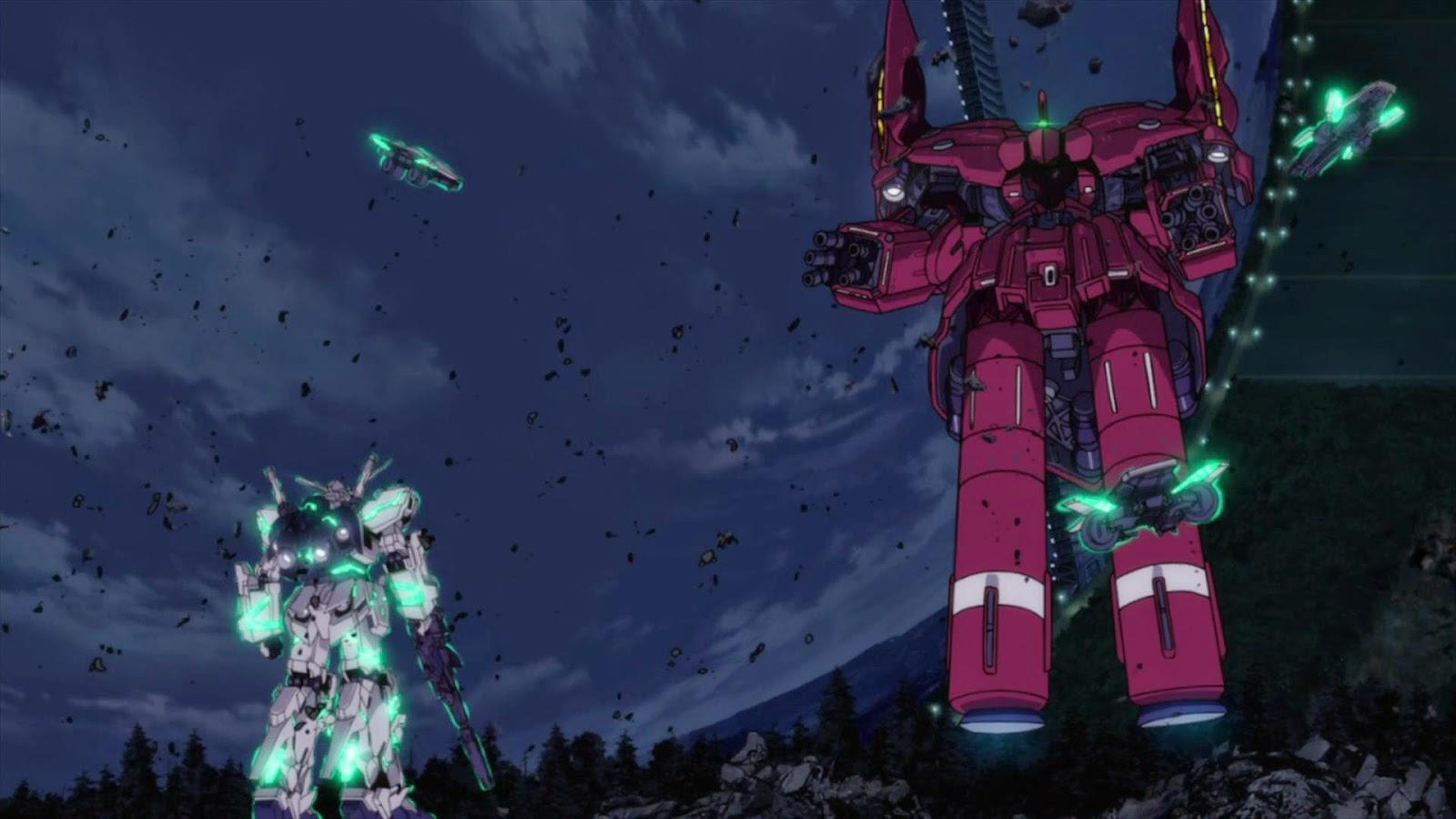 Gundam Unicorn 54 Widescreen Wallpaper - Animewp.com