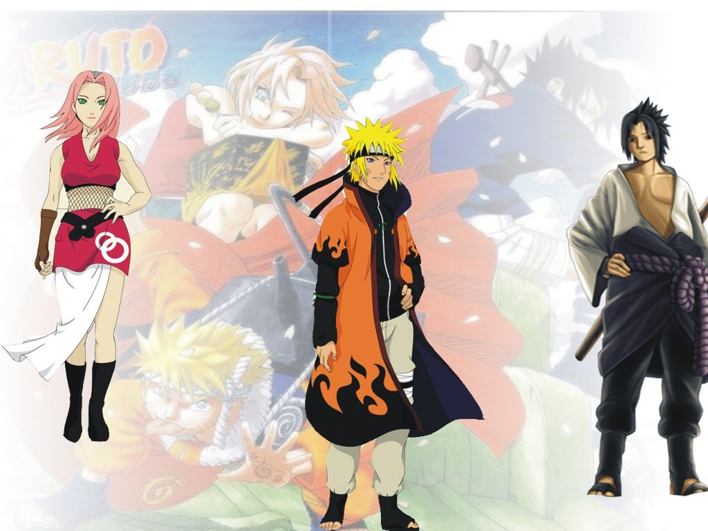 Naruto Episodes 1 Free Wallpaper Animewp