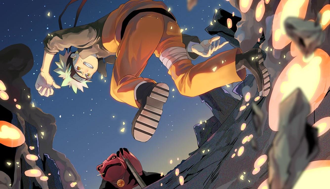 Naruto Shippuden 404 14 Desktop Background Animewp Com
