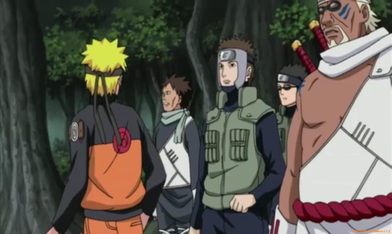 Naruto Shippuden Episodes English Dubbed 20 Widescreen