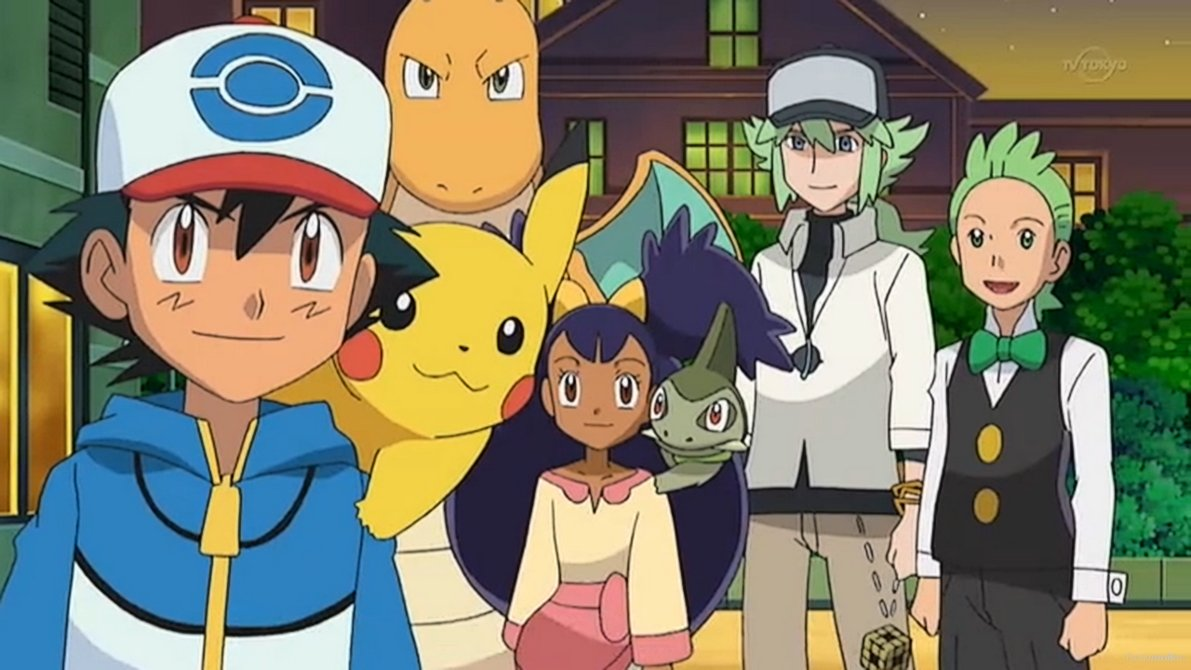 Pokemon Episode List
