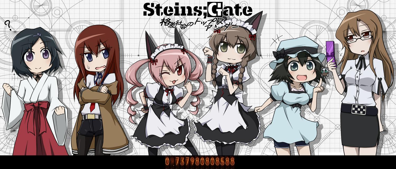 Steins Gate Visual Novel 32 Background Wallpaper - Animewp.com