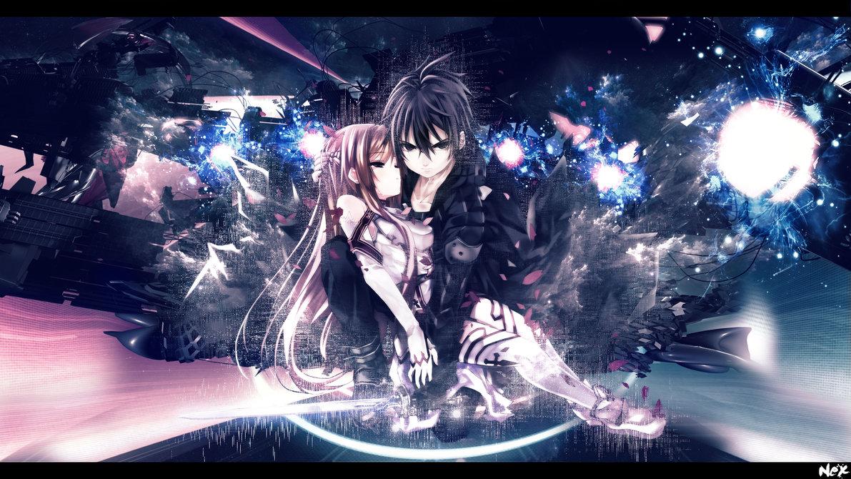 sword art online season 1 11 anime background animewp com