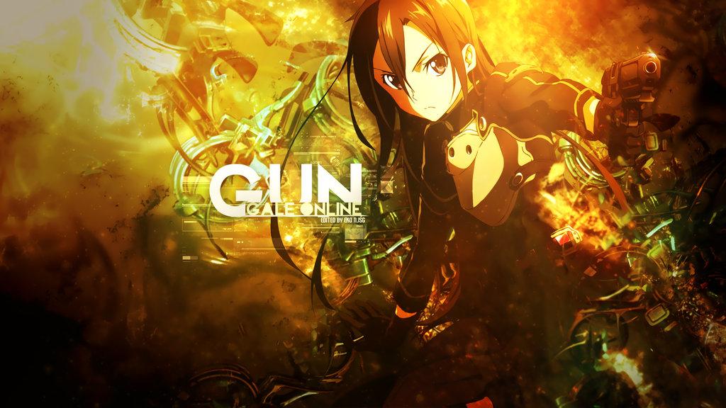 Gun Gale Online 2 Cool Wallpaper Animewp Com