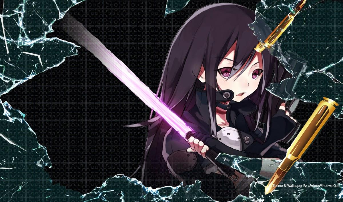 Gun Gale Online 30 Free Hd Wallpaper Animewp Com