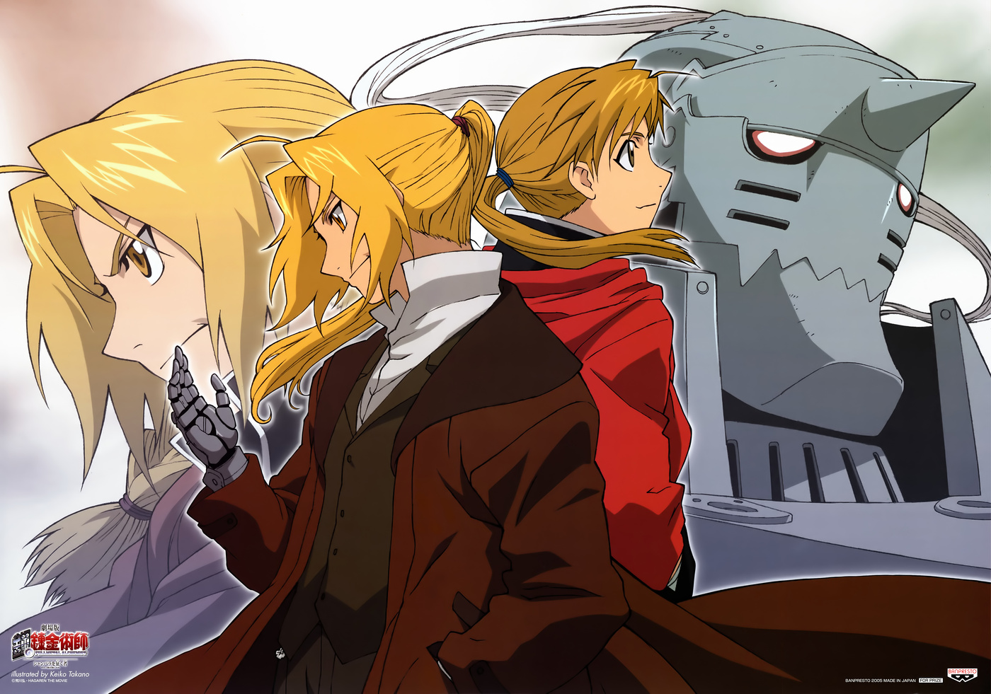 Fullmetal Alchemist Brotherhood Episode List 40 Desktop Wallpaper
