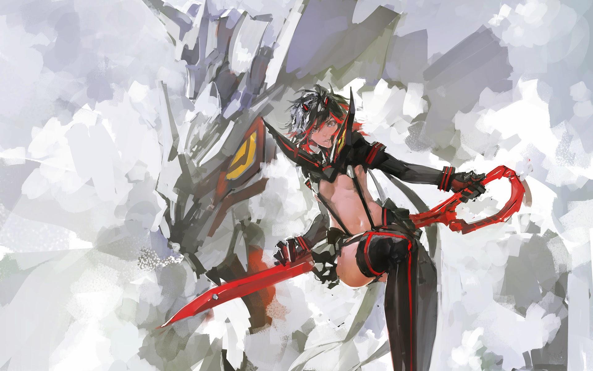 Anime Kill La Kill 15 Cool Hd Wallpaper Animewp Com