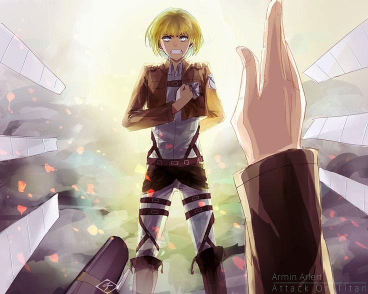 Armin Arlert 17 Cool Hd Wallpaper Animewp Com